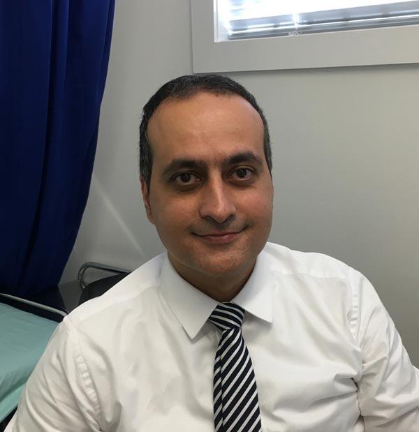 Dr Alireza Firouzfar