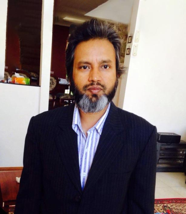 Dr Muhammad H. Rehman